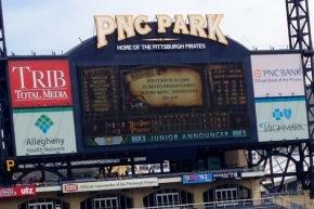 A nice closeup in Pittsburgh